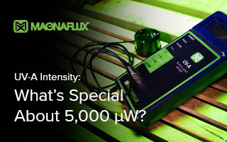 UV-A Intensity: What's Special About 5,000 µW?